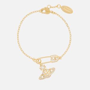 Vivienne Westwood Women's Lucrece Bracelet - Gold White