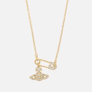 Vivienne Westwood Women's Lucrece Pendant - Gold White