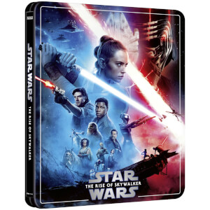 Star Wars Episode IX: Der Aufstieg Skywalkers - Zavvi Exklusives 4K Ultra HD Steelbook (3 Disc Edition inkl. Blu-ray)