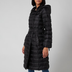MICHAEL MICHAEL KORS Women's Packable Trench Puffer Coat - Black