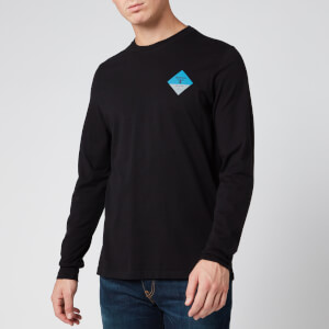Barbour Beacon Men's Switch Long Sleeve T-Shirt - Black