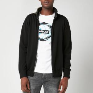 Barbour International Men's Aspect Zip Thru Sweatshirt - Black