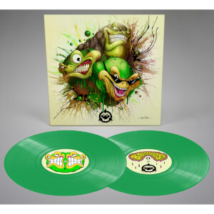 Battletoads: Smash Hits 2 x LP - Rare Exclusive