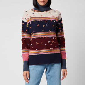 PS Paul Smith Women's Knitted Jumper - Multi