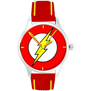 DC Comics Watches DC Flash