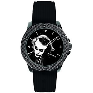 DC Comics Watches DC Joker Dark Knight