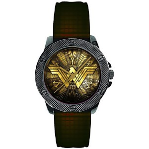 DC Comics Watches DC Wonderwoman