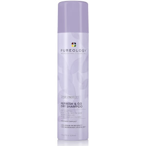 Pureology Style and Protect Refresh and Go Dry Shampoo 150g
