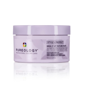 Pureology Style and Protect Mess it up Texture Paste 100ml