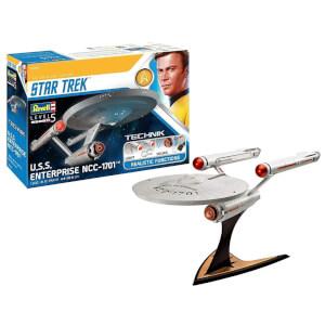 Revell Technik Star Trek USS Enterprise NCC-1701 Model (Scale 1:600)