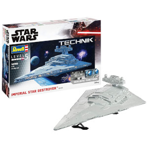 Revell Technik Star Wars Imperial Star Destroyer Model (Scale 1:2700)