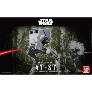 Revell Star Wars AT-ST Model (Scale 1:48)