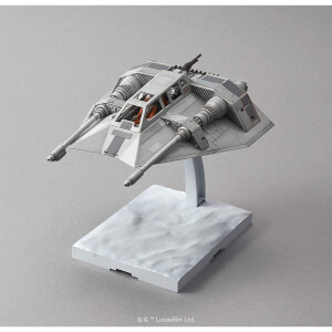 Revell Star Wars Snowspeeder Model (Scale 1:48)