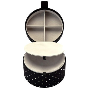 Kate Spade New York Jewellery Organiser - Black Dot