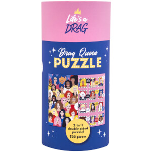 Fizz Creations Drag Queen Puzzle