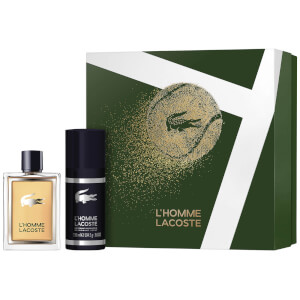 Lacoste L'Homme Gift Set 118ml