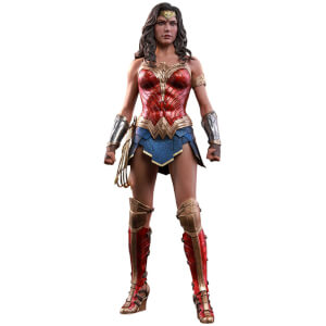 Hot Toys Wonder Woman 1984 Movie Masterpiece Action Figure 1/6 Wonder Woman 30 cm