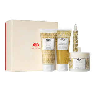 Origins Ginger Goodness Ginger Bath and Body Set