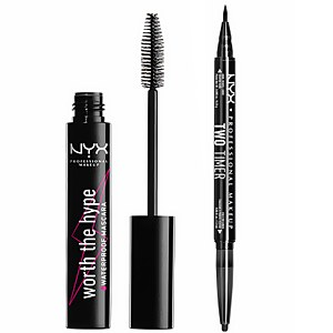 NYX Professional Makeup Line and Lash Out Set