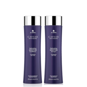 Alterna Caviar Replenishing Moisture Shampoo and Conditioner Duo 2 x 250ml