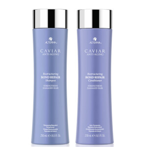 Alterna Caviar Restructuring Bond Repair Shampoo and Conditioner Duo 2 x 250ml