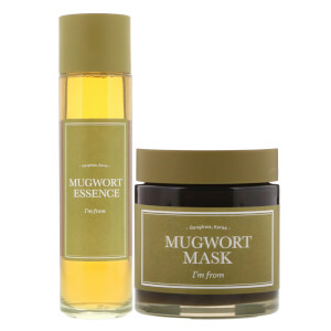 I'M FROM Mugwort Sensitive Skin Set