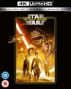 Star Wars - Episode VII - The Force Awakens - 4K Ultra HD (Includes 2D Blu-ray)
