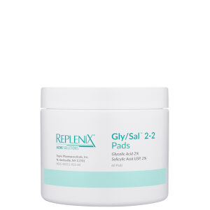 Replenix Acne Solutions Gly Sal 2-2 Pads