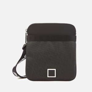 BOSS Men's Pixel Envelope Cross Body Bag - Black