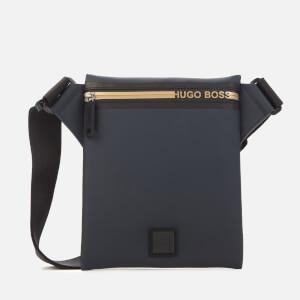 BOSS Men's Hyper Envelope Cross Body Bag - Navy