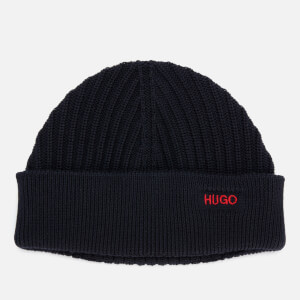 HUGO Men's Xianno 3 Hat - Navy