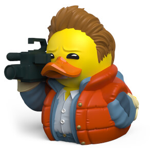 Back to the Future Collectible Tubbz Duck - Marty McFly