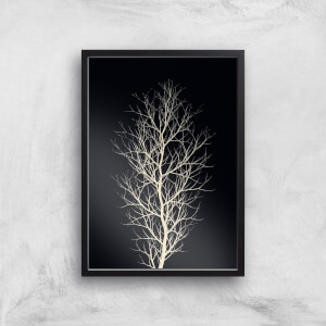 Kubistika The Tree Giclee Art Print