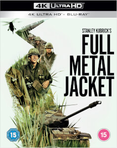 Full Metal Jacket - 4K Ultra HD (Includes 2D Blu-ray)