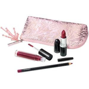 MAC Firewerk it Lip Kit: Berry