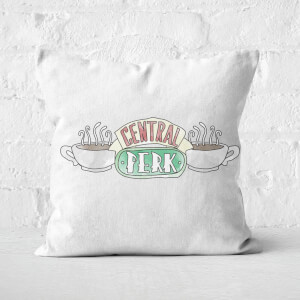 Friends Central Perk Square Cushion