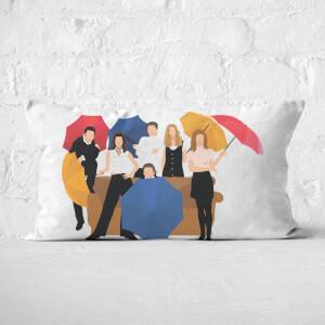 Friends The Gang Rectangular Cushion