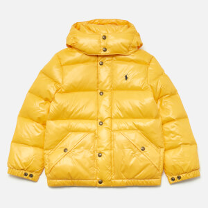 Polo Ralph Lauren Boys' Padded Jacket - Yellow