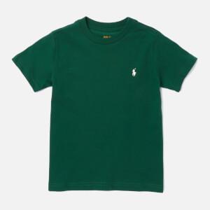 Polo Ralph Lauren Boys' Short Sleeve T-Shirt - Green