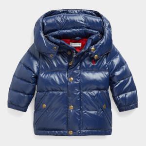 Polo Ralph Lauren Boys' Padded Jacket - Navy