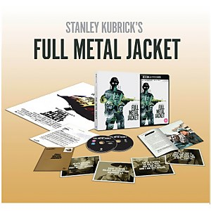Full Metal Jacket 4K Ultra HD Ultimate Collector's Edition