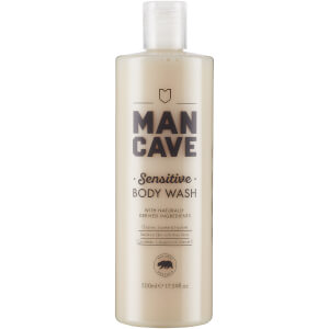 ManCave Sensitive Body Wash 500ml