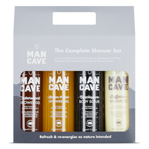 ManCave Complete Shower Set
