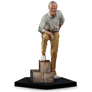 Iron Studios Marvel Art Scale Statue 1/10 Stan Lee