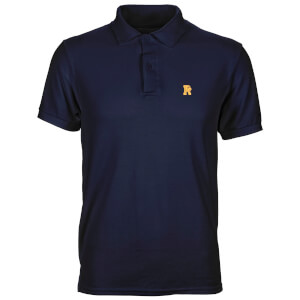 Riverdale Bulldog Unisex Polo - Navy