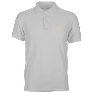 Harry Potter Hufflepuff Unisex Polo - White