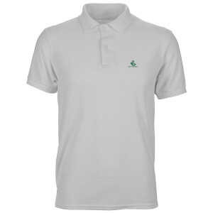 Harry Potter Slytherin Unisex Polo - White