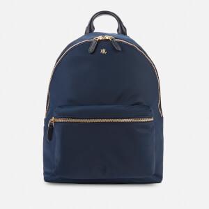 Lauren Ralph Lauren Women's Clarkson 27 Medium Backpack - Lauren Navy