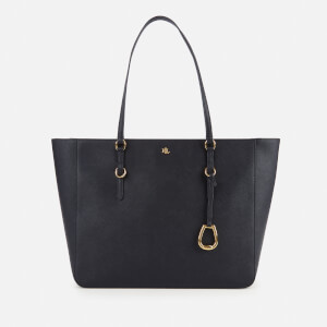 Lauren Ralph Lauren Women's Medium Classic Tote Bag - Lauren Navy