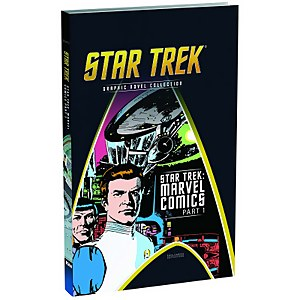 ZX-Star Trek Graphic Novels Star Trek Marvel 1